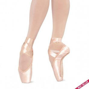 Bloch Serenade Pink Pointe Shoe