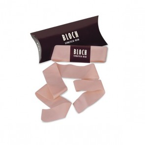 Bloch Stretch Ribbon Pink