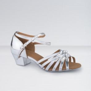 1st Position Chaussures de Danse de Salon en Polyuréthane à Petits Talons