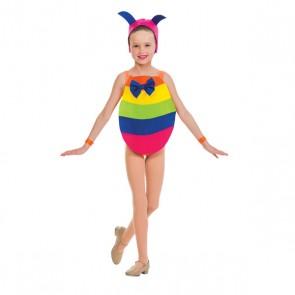 Disfraz de oruga (talla única de niño)
