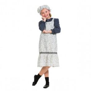 Disfraz de colegiala victoriana
