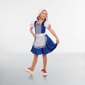 1st Position Dutch Girl Costume with Hat