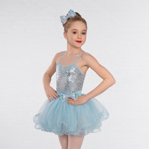 bb858a45faa660 Dance Costumes Online, Tutus, Jazz Costumes: Blue and Tan | IDS ...