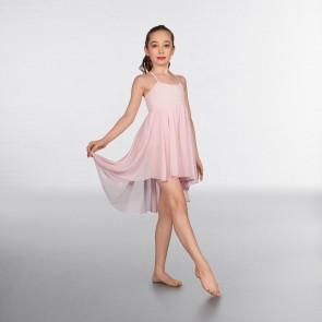 7d26f7a1c Lyrical   Contemporary Dance Costumes  Pink - IDS  International ...
