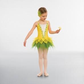 Yellow Petal Tutu