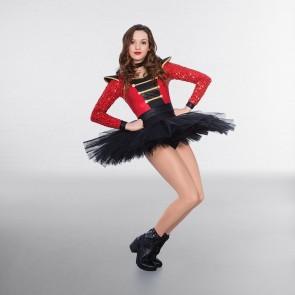 4ca2bc6c13 Black. Royal Blue. White. 1st Position Prestige Ballet Platter Tutu Skirt  with Hoop