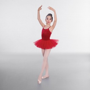 ebe8d80b53 Dance Costumes Online, Tutus, Jazz Costumes: Orange and Red - IDS ...