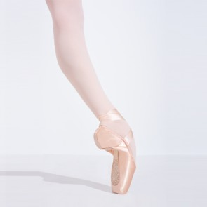 Capezio Cambre Tapered #4 shank Wide Pointe Shoe