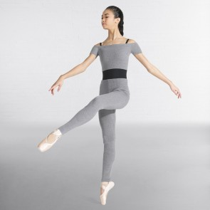 Capezio Rib Cropped Sweater