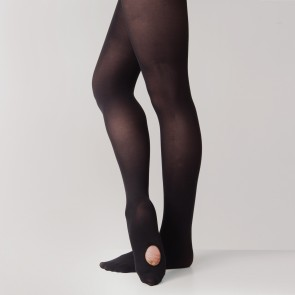 Capezio « Transition™ » Collant Ultra Doux Convertible  - Adulte