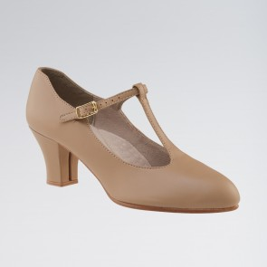 Capezio Junior Footlight™ T-Strap Character Shoe