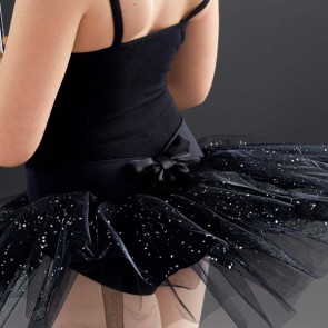 4546feb419 Dance Costumes Online, Tutus, Jazz Costumes: Black and Grey - IDS ...