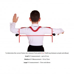 Support pour Posture de Danse Topline