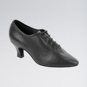 DSI Nancy Leather Spanish Heel Shoe