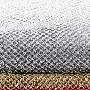 Metallic Net Fabric