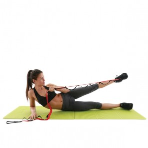 Fitness Mad Multi Point Stretch Strap
