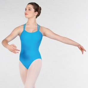 IDTA Double Strapped Leotard (Matt Nylon)