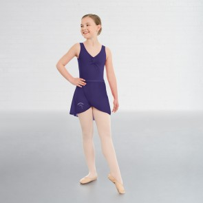Junior Ballet Purple Leotard