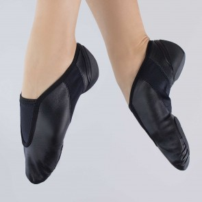 1st Position Flex Slip On Jazz Shoe