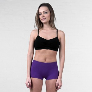 Lulli Brushed Cotton Hot Pants Isabella