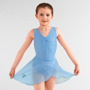 Melody Bear Pale Blue Leotard