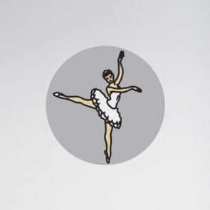 Ballet Dancer Centre