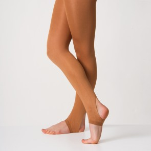 Mondor Cabaret Shimmery Stirrup Tights
