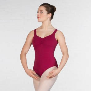 1st Position Francesca Sleeveless Low Back Leotard