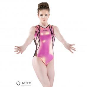 """Quatro Gymnastics - Maillot de Gimnasia """"Panache"""""""