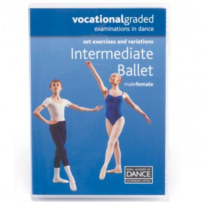 RAD DVD Vocational Intermediate Ballet