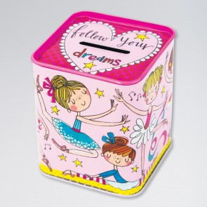 Rachel Ellen Money Tin