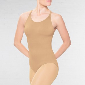 Revolution Nude Camisole Leotard