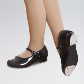 Slip-On Student Tap Shoe