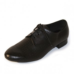 Roch Valley Rupert Mens Practice Leather Shoe 1 inch Heel