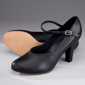 "So Danca Character/Stage Shoe (3"" Heel)"