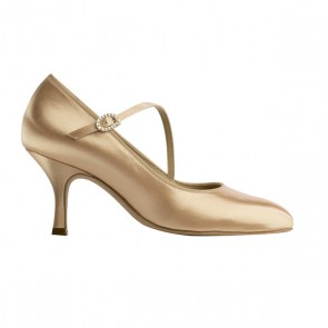 Supadance Classic Pointed Toe Court Shoe