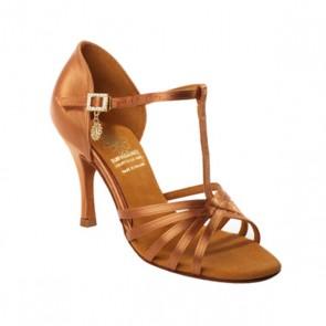 Supadance - Zapato de Satén de Alto Rendimiento con Tiras