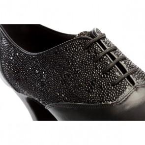 Supadance - Zapato para Ensayos de Piel/Stingray con Cordones