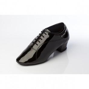 Supadance - Zapato de charol bailes latinos para niño (Malitowsi)