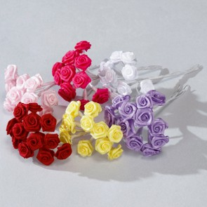 Ribbon Rose Pack of 12