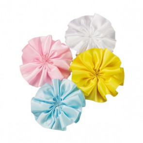 Exam ID Rosettes (Pack of 4 - 1 of each colour)