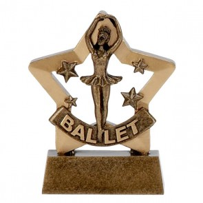 Mini Star Award Ballet (8cm)
