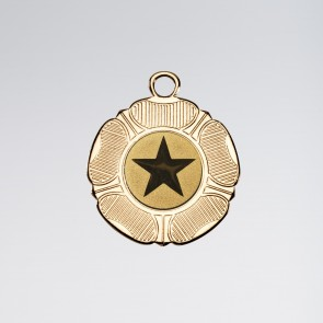 Tudor Rose Medaille (Gold)
