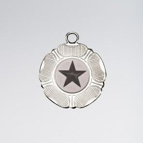 Tudor Rose Medaille (Silber)