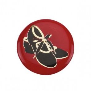 Red/black Tap Shoes Trophy Centre