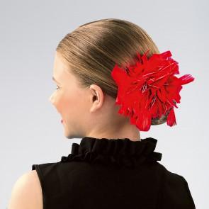 Sparkle Feather Hair Clip