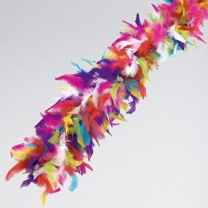 Multi Feather Boa