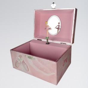 Ballerina Jewellery Music Box