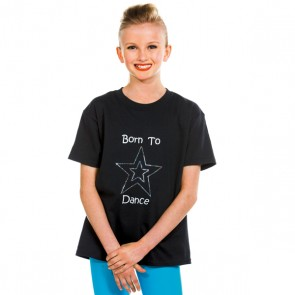 Born To Dance T Shirt
