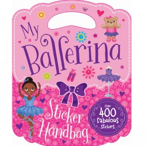 My Ballerina Sticker Handbag